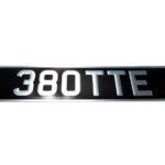 380TTE/S-BL